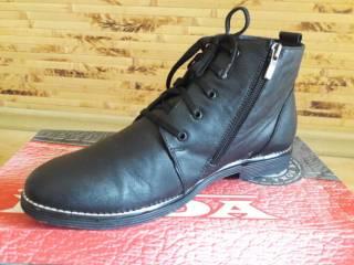 Ботинки кожаные MIDA 3