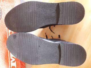 Ботинки кожаные MIDA 5