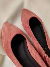 Теракотові туфлі з гострим носком Minelli 3