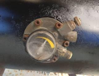 Баллон пропан ГБО 20л Харпромтех 485х246 мультиклапан Tomasetto 67R-00 3