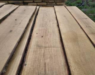 Необрезная сухая доска (дуб, ясень, ольха, сосна) 30, 50 мм. 5