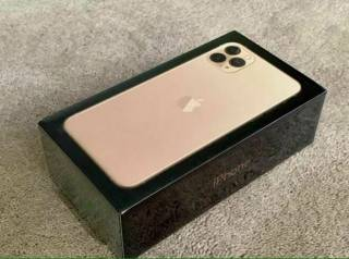 NEW APPLE IPHONE 11 Pro Max 512GB - GOLD (FACTORY WORLDWIDE UNLOCKED)
