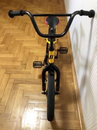 Детский велосипед Pride Flash 16 4