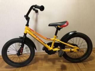 Детский велосипед Pride Flash 16 7