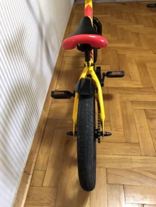 Детский велосипед Pride Flash 16 5