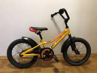 Детский велосипед Pride Flash 16 6