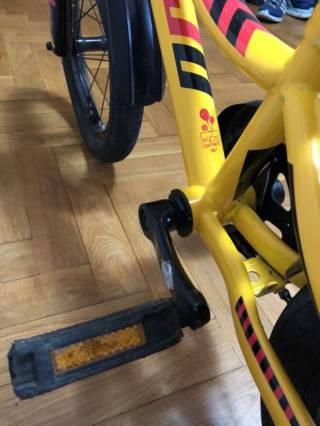 Детский велосипед Pride Flash 16 2