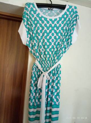 Платье летнее 56/58 р