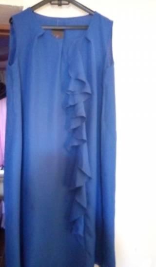 Платье шифон новое 54- 56 р