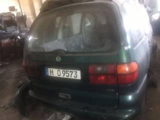 Кузов , ходовка , двигатель Volkswagen Sharan 1.9 D