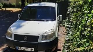 Продам Fiat Doblo пасс. 2006 4