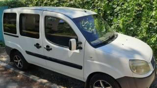 Продам Fiat Doblo пасс. 2006 5