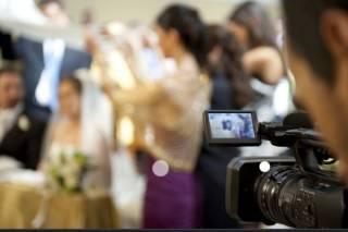 Свадебная видеосъёмка, съёмка праздников,дней рождения,крестин,реклам