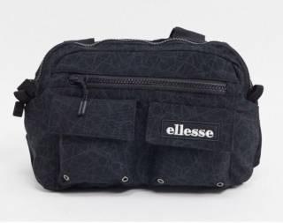 Нагрудная сумка рефлектив ellesse броник, бронижилет, оригинал, новая