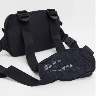 Нагрудная сумка рефлектив ellesse броник, бронижилет, оригинал, новая 3