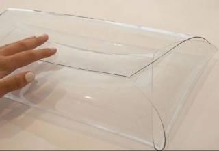 Прозрачные ПВХ листы 0,2; 0,4; 0,5; 0,8; 1,0 мм 3