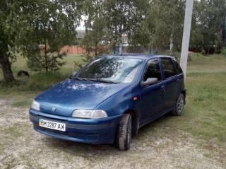 Автомобиль легковой FIAT PUNTO (176) 55 1.1