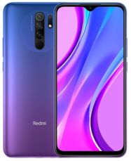 Redmi 9 от Xiaomi 4/64 Gb Global Sunset Purple запечатан