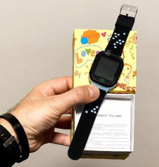Детские смарт-часы SMART KIDS WATCH с GPS. 8