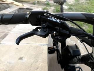 Електровелосипед з двигуном міддрайв 1000Ват, SLX, Rock Shox 4