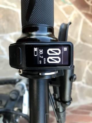 Електровелосипед з двигуном міддрайв 1000Ват, SLX, Rock Shox 5