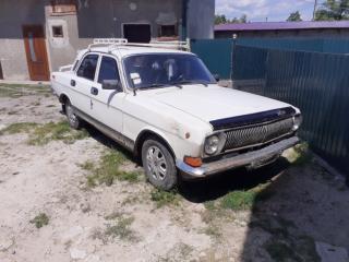 Волга 2410 газ - бензин