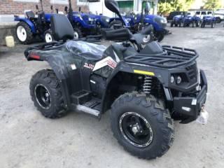 Квадроцикл Hisun 400 4x4 доставка по всій Україні 3