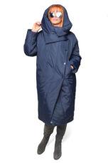 Зимнее пальто-одеяло waukeen «аксель»