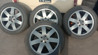 Диски Land Rover с шинами
