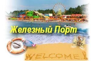 Билет на автобус - Киев  Железный Порт 2