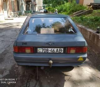 Продам москвич 2141 бензин газ 1993 года хорошем состоянии 5