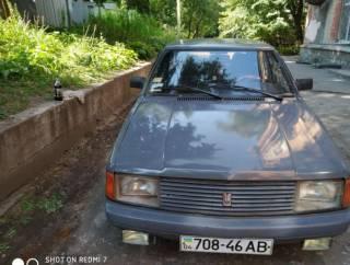 Продам москвич 2141 бензин газ 1993 года хорошем состоянии 3