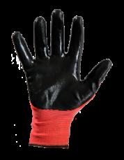 Перчатки с нитриловым покрытием (рабочие) 2