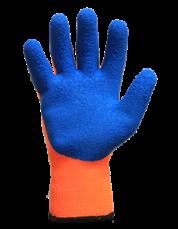 Перчатки с нитриловым покрытием (рабочие) 6