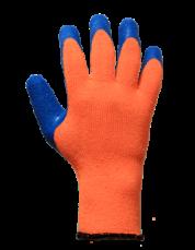 Перчатки с нитриловым покрытием (рабочие) 5