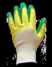Перчатки с нитриловым покрытием (рабочие) 8