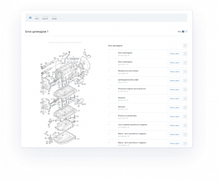 Аренда Каталог подбора по VIN коду + каталог машин база данных 2020