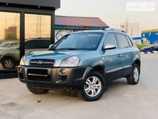Hyundai Tucson Ideal 2008