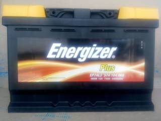 Акумулятор 74 Ач Energizer
