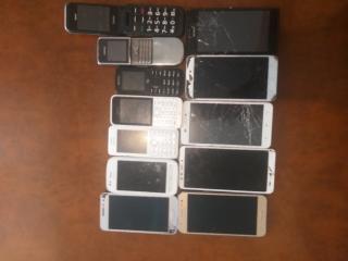 Телефони робочі і неробочі