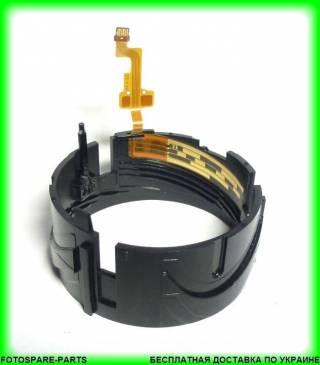 Кольцо с шлейфом обьектива Canon Ef-s 18-55mm F/3.5-5.6 Iii оригинал