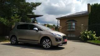 Peugeot 3008 Premium Edition - панорама, проекція, кліма, шкіра, NAVI 8