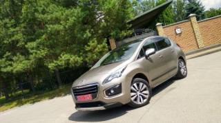 Peugeot 3008 Premium Edition - панорама, проекція, кліма, шкіра, NAVI 5