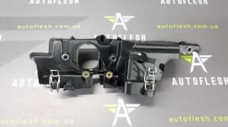 Б/у защита двигателя/ крепление щупа масла 8200468152 Renault Megane 2