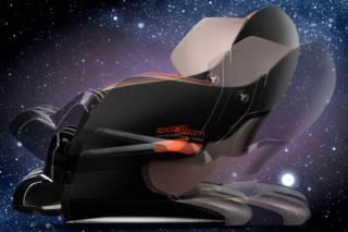 Массажное кресло Yamaguchi Axiom Chrome Limited 4