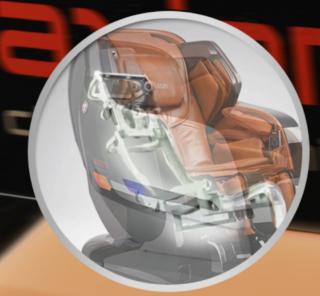 Массажное кресло Yamaguchi Axiom Chrome Limited 8