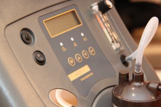 Кисневий концентратор HG5-WN-NS (10 л) комплектація Люкс 2