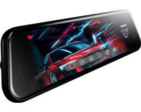 "Зеркало видеорегистратор 9.66"" Car Anytek T12+ 1080P ночное"