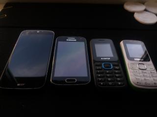 Продам телефон Acer, Samsung