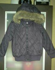 Демисезонная куртка Zara на 4-5 лет рост 110